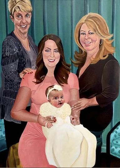 Generations portrait