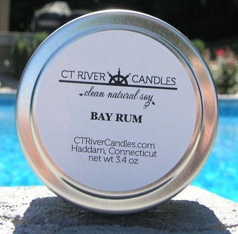 bay rum pool shot