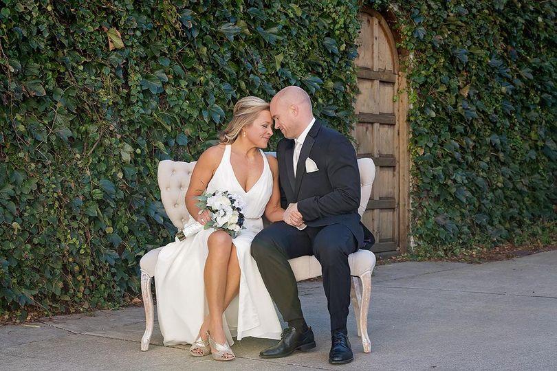 Newlyweds | Ginnie Coleman Photography