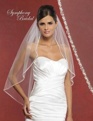 5910vl symphony bridal veil