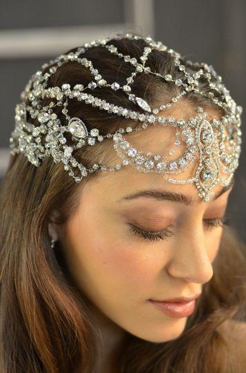 e788 elena designs headpiece first