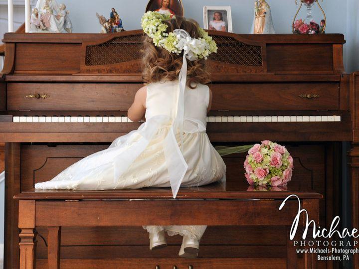 Tmx 1469480161298 Flower Girl Hatboro, PA wedding florist