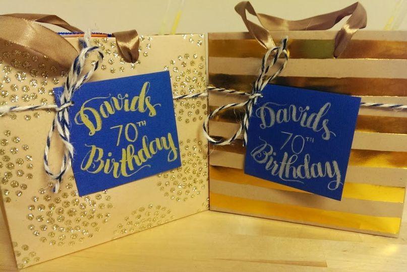 david party bags 1