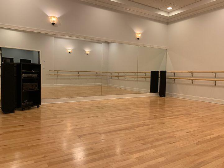 Ballet Studio at QC Dance