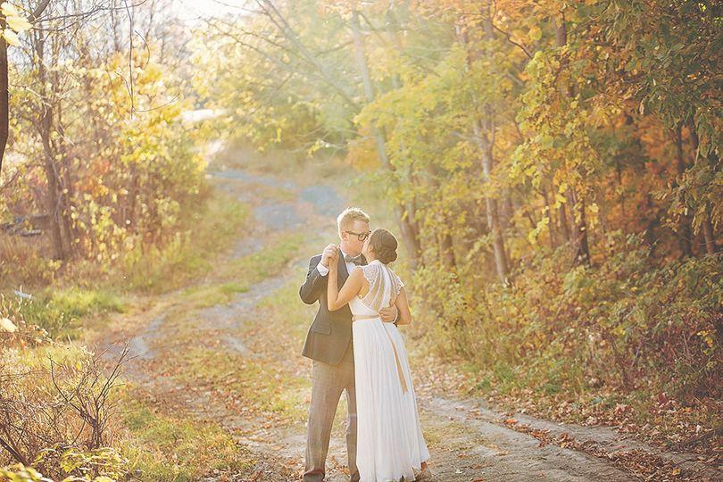 Upstate New York Wedding Autumn, Finger Lakes