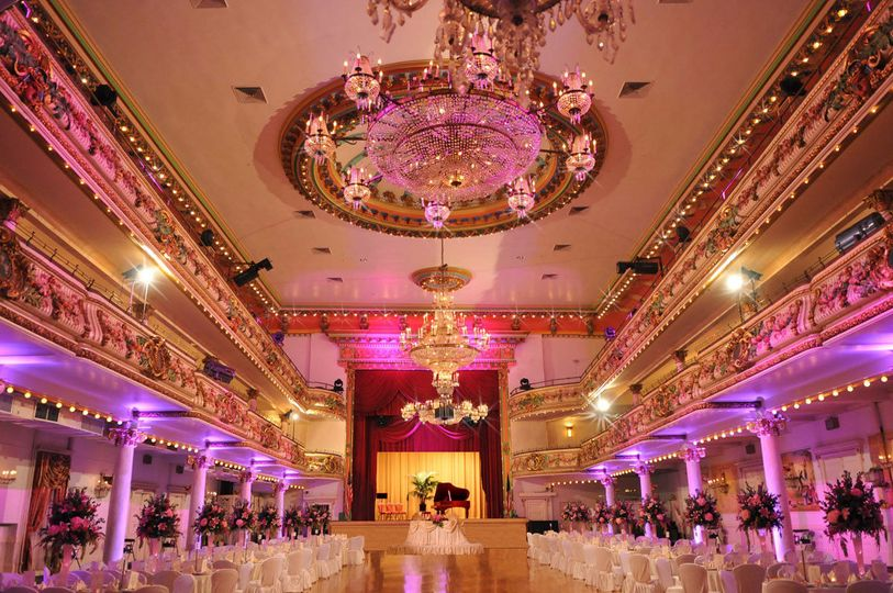 Grand Prospect Hall Venue Brooklyn Ny Weddingwire
