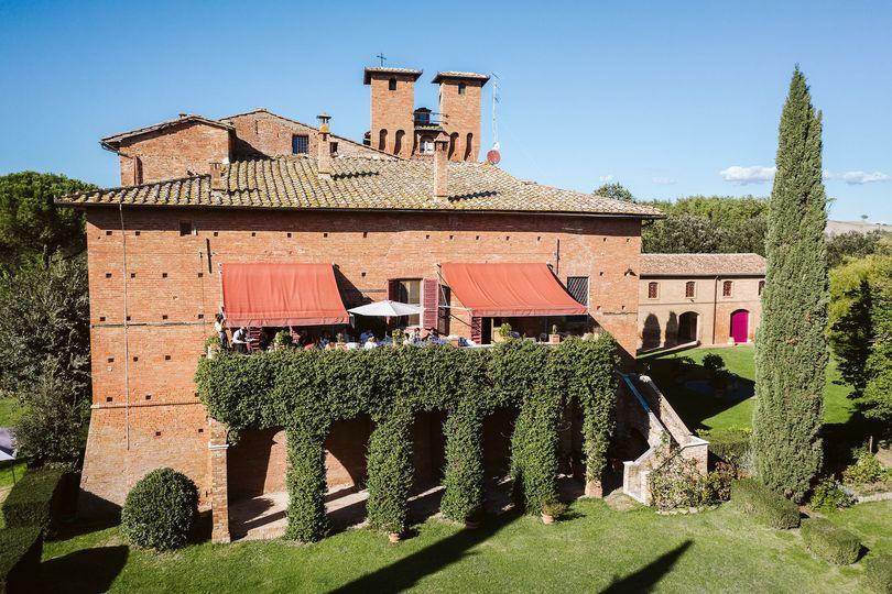 Loggia and Terrace