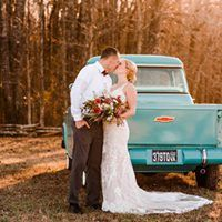 classic truck bride and groom 51 990691