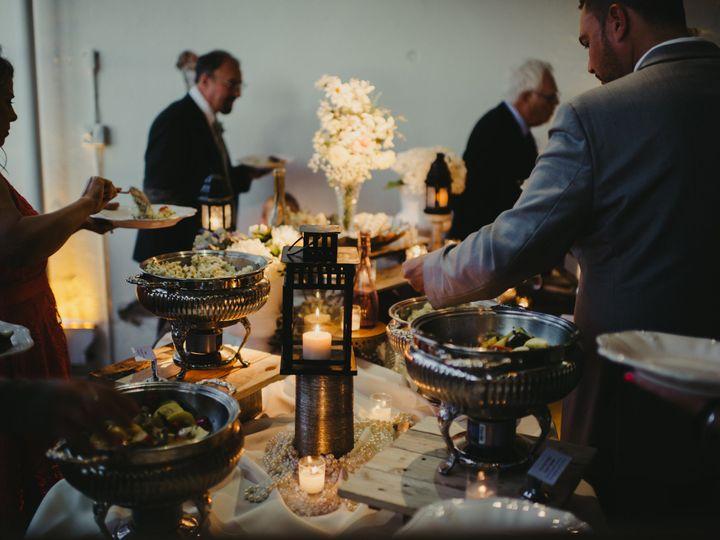 Tmx 1496339788318 Katelyn Dirk 6 Reception 0292 Golden wedding catering