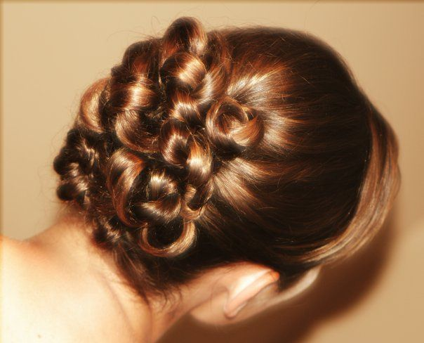 Tmx 1342619518677 Homecominghair20092 Bunker Hill, District Of Columbia wedding beauty