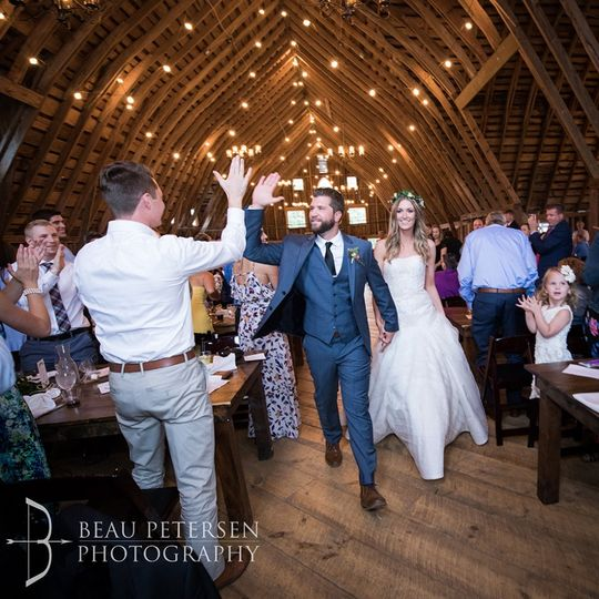 Adam & Jenn, Bloom Lake Barn