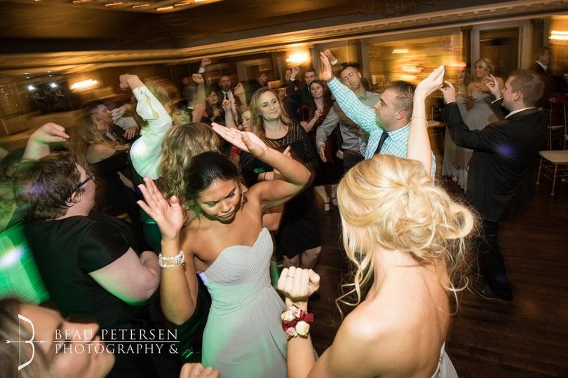 Dancing, Semple Mansion