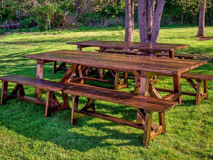 Tmx 1462249298982 Ashley Farm Tables 2fotor Bonney Lake wedding rental