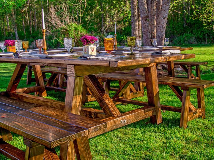 Tmx 1462249383729 Ashley Farm Tables 13fotor Bonney Lake, WA wedding rental