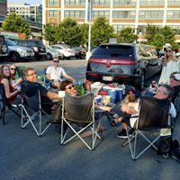 Tailgating at M&T