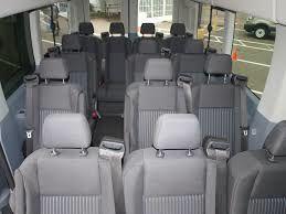 Executive Transit interior