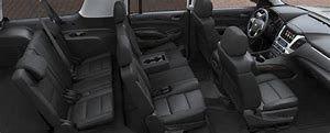 Interior SUV, 7-passenger
