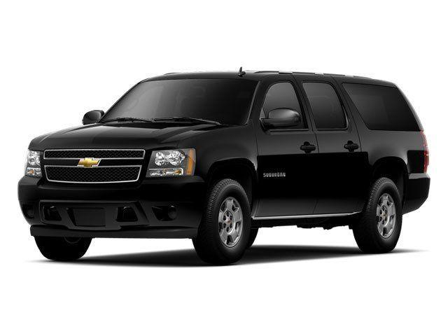 Chevy Suburban SUV, 7-passenge