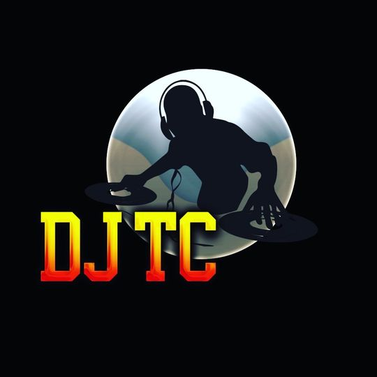 THE DJ TC LOGO