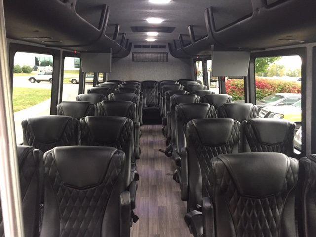 Seating-36 Passenger