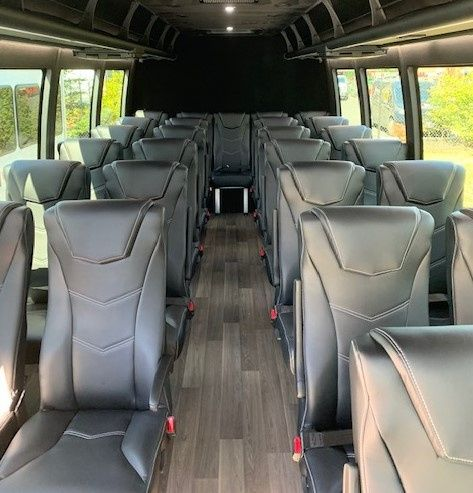 Tmx Executive Minibus Seating 51 325691 160270637026166 Sterling, VA wedding transportation