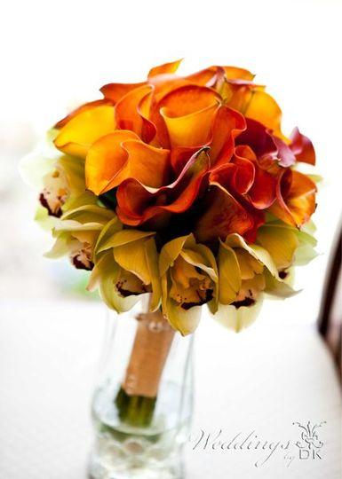 Flowers by Weddings by DK