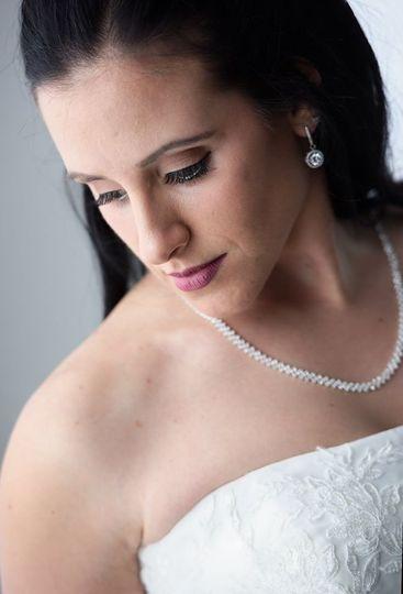 Bridal Make Up and Hairstyling