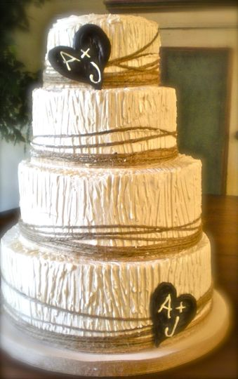 Paradox Pastry - Wedding Cake - Charlottesville, VA - WeddingWire