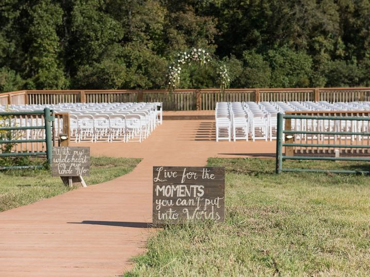 Tmx Ceremony88 51 995691 1572793884 Eustace, TX wedding venue