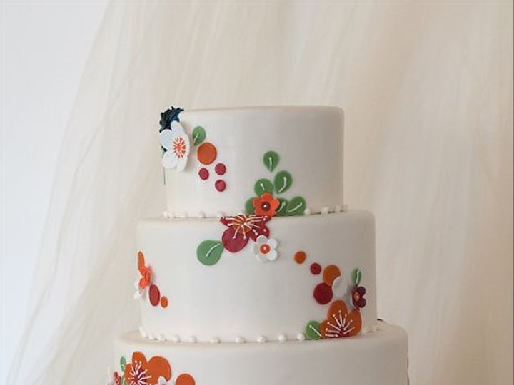 Tmx 1277838211973 Lawrie Ocean City wedding cake