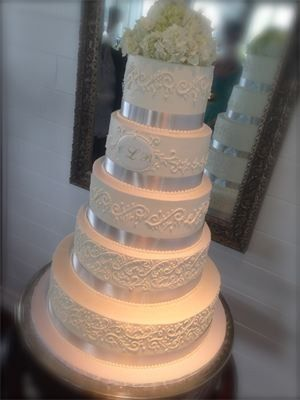 Tmx 1465504719011 Detailed Piping Frederick wedding cake