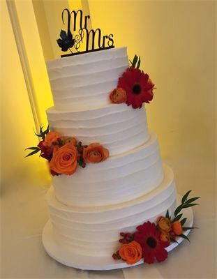 Tmx 1465504755787 Seasonal Wedding Frederick wedding cake