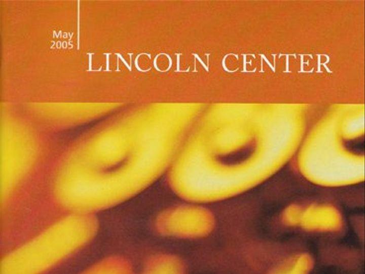 Tmx 1269313662216 LincolnCenter Basking Ridge, NJ wedding ceremonymusic