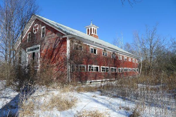 Stark Barn Circa 1786
