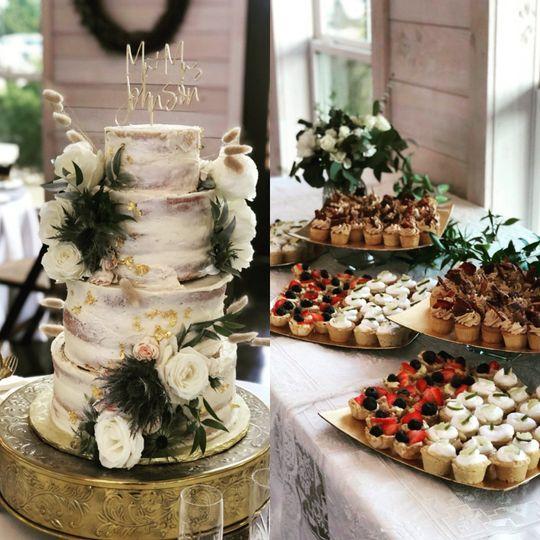 Cake and treats!