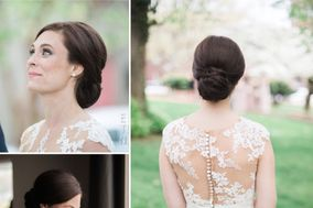 DC Wedding Hair