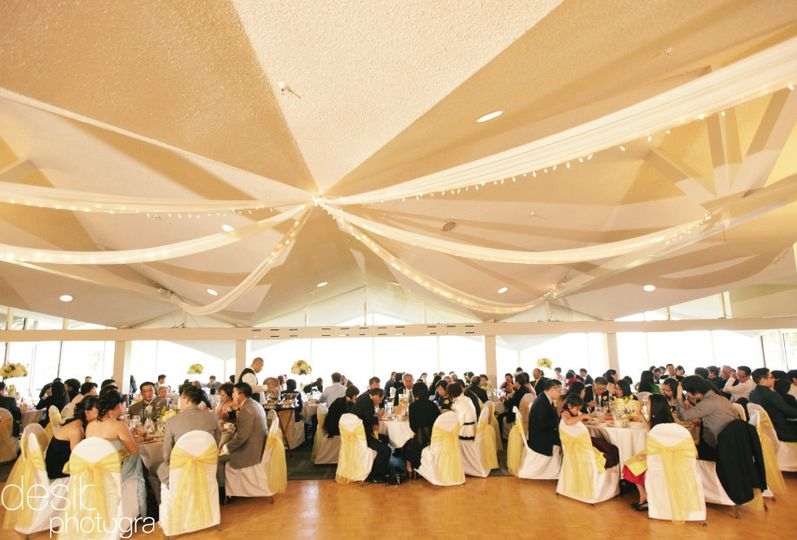 A Lovely Wedding in Ballroom
