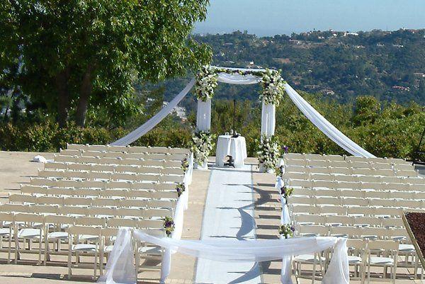 Tmx 1313514292482 May1PoolWedding003 La Canada Flintridge, CA wedding venue