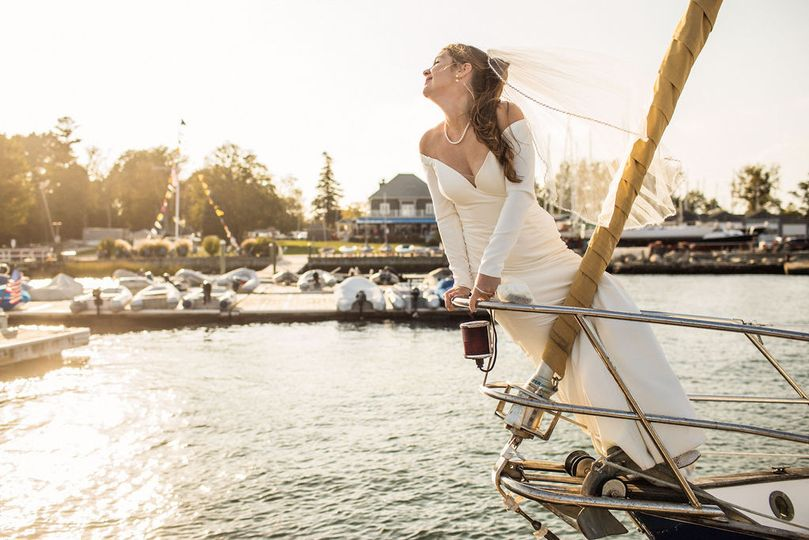 Rhode Island bride