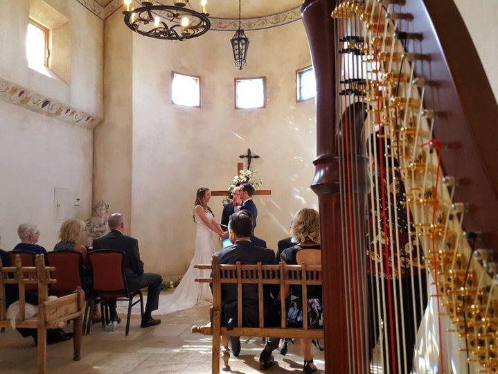 Wedding at the Allegretto