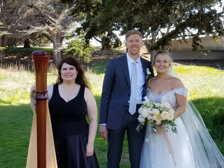 Wedding at Oceanpoint Ranch
