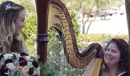 Beverly Arnold, Harpist 1