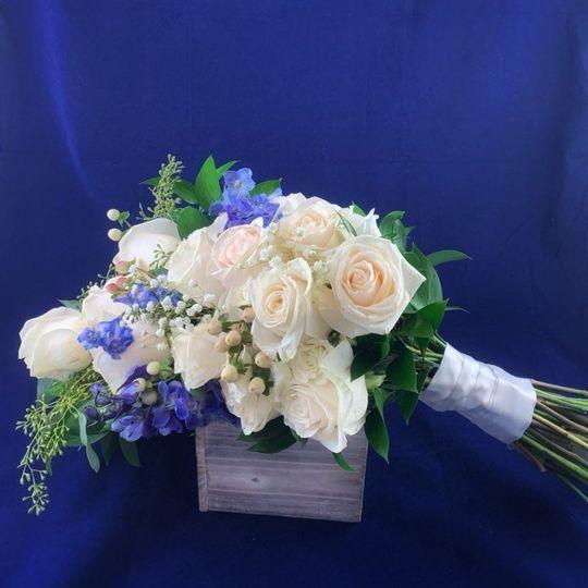 Arm Bridal Bouquet