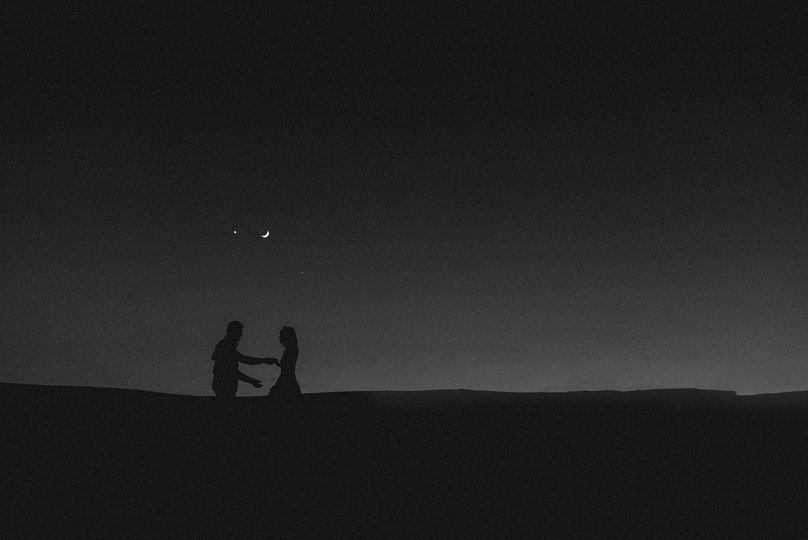 Elopement in the Desert