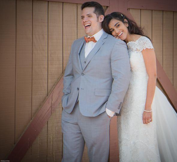 Mr and Mrs Peter Pilarinos