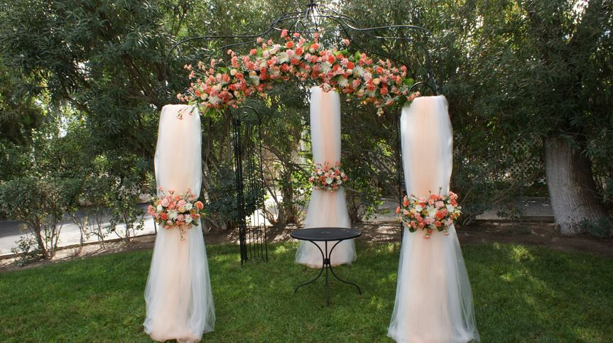 Evanshire Gardens Venue Ceres Ca Weddingwire