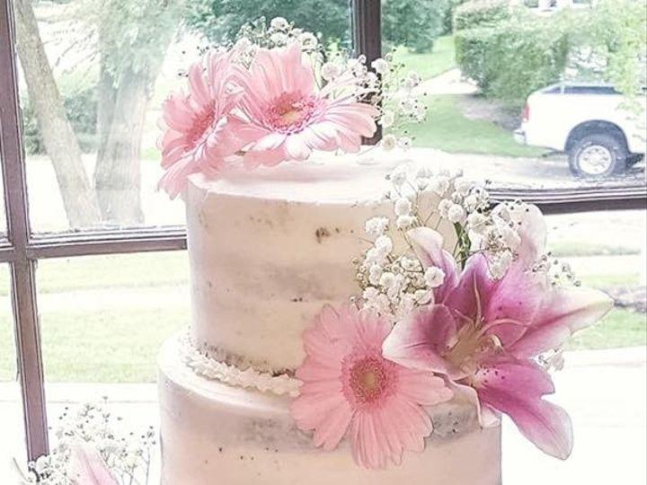 Tmx 1475536875457 Naked Rossford, OH wedding cake