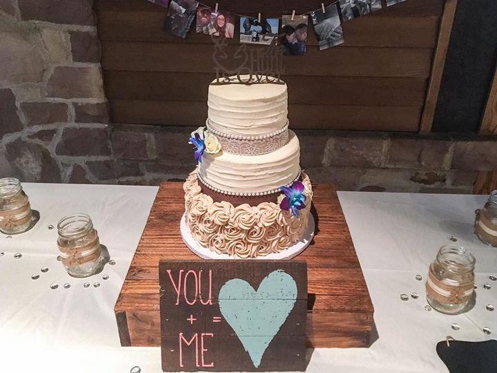 Tmx 1497401527983 Wedding12 Rossford, OH wedding cake