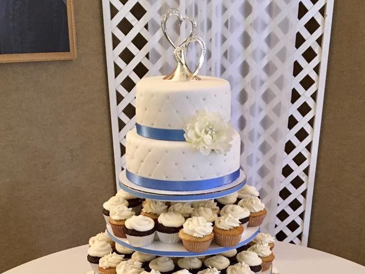 Tmx 1497401528214 Wedding13 Rossford, OH wedding cake