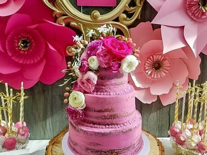 Tmx 1497401809794 May9 Rossford, OH wedding cake